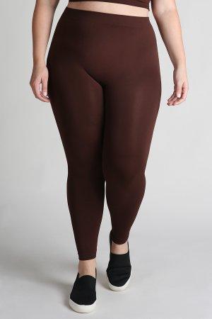 761e22b62c4243 NB5100XL Plus Size Ankle Length Leggings NB5100XL Plus Size Ankle Length  Leggings
